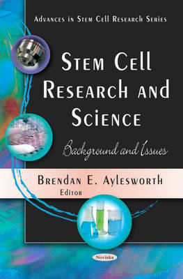 Stem Cell Research & Science image
