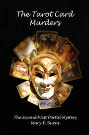 The Tarot Card Murders by Mary F. Burns image