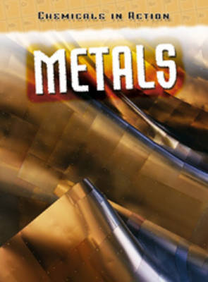Metals by Chris Oxlade image