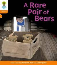 Oxford Reading Tree: Level 6: Floppy's Phonics: A Rare Pair of Bears by Roderick Hunt