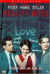 Reality Bites on DVD
