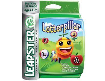 Leapfrog: Leapster Game - Letterpillar
