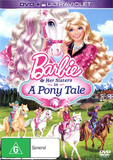 Barbie & Her Sisters in A Pony Tale DVD