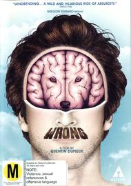 Wrong on DVD