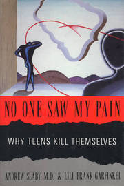 No One Saw My Pain by Lili Frank Garfinkel image