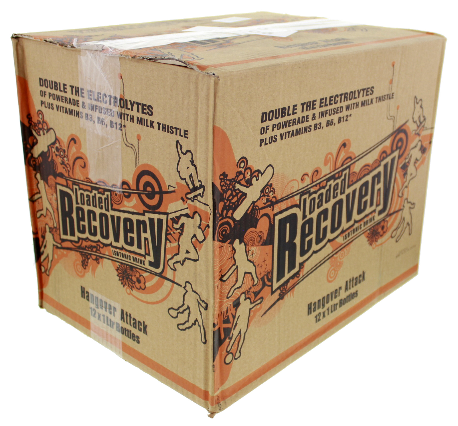 Loaded Sports Drink - Recovery (1L) image