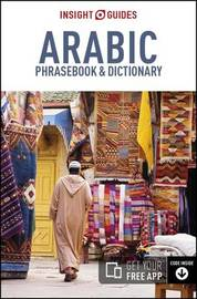 Insight Guides Phrasebook Arabic by Insight Guides