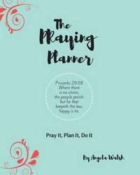 The Praying Planner by Angela Walsh image