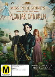 Miss Peregrine's Home For Peculiar Children DVD