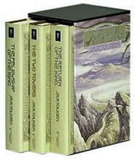 The Lord of the Rings Hardback Boxed Set by J.R.R. Tolkien
