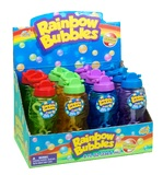 Rainbow Bubbles 8oz