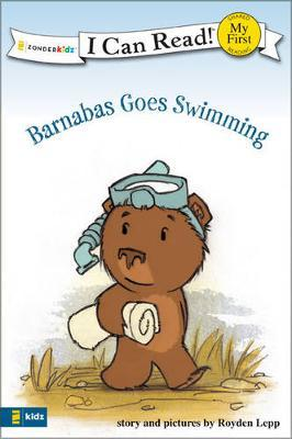 Barnabas Goes Swimming by Royden Lepp image