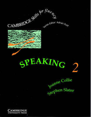Speaking 2 Student's book by Joanne Collie image