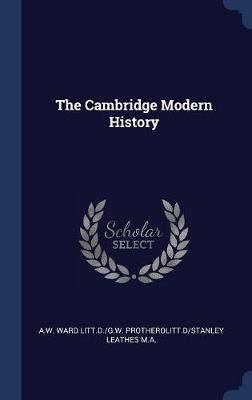 The Cambridge Modern History image