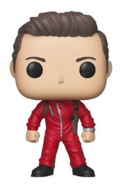 Money Heist - Berlin Pop! Vinyl Figure (with a chance for a Chase version!)