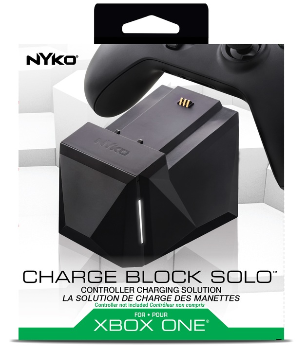 Nyko Xbox One Charge Block Solo for Xbox One
