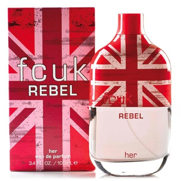 Fcuk - Rebel Perfume (EDP, 100ml)