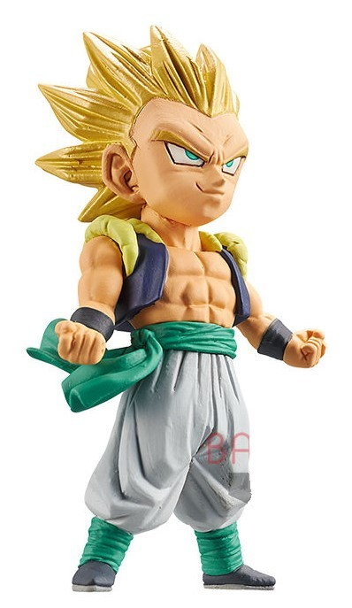 1 Dragon Ball Legends SS Gotenks WCF Vol