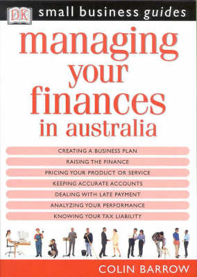 Managing Your Finances in Australia by Colin Barrow image