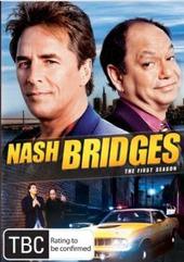 Nash Bridges - The First Season (2 Disc Set) on DVD
