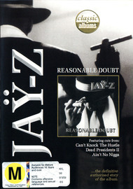 Jay-Z - Reasonable Doubt (Classic Albums) on DVD image