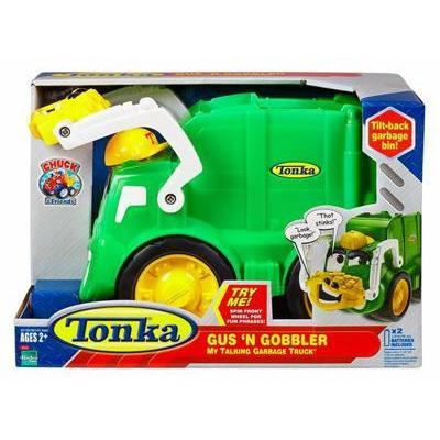 Tonka Chuck and Friends - Gus my Talking Garbage Truck.