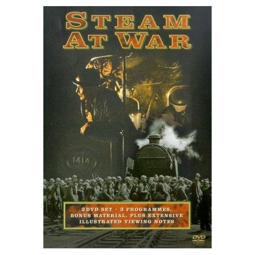 Steam At War on DVD