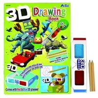 Artec 3D Drawing Book