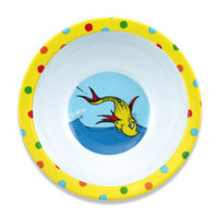 Dr. Seuss Yellow Fish Bowl