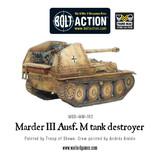 German Army Marder III