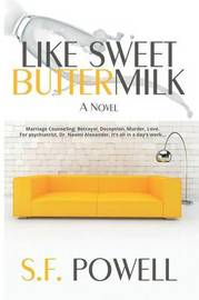 Like Sweet Buttermilk by S.F. Powell image