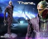 """Mass Effect: 18"""" Thane - Statue"""