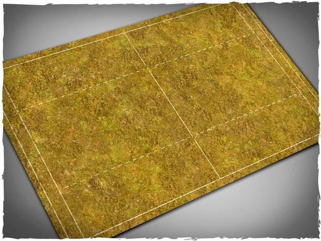 DeepCut Studio Fantasy Football Prairie Mat (PVC)