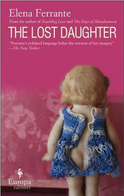 The Lost Daughter by Elena Ferrante image
