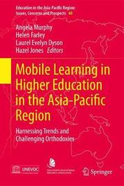 Mobile Learning in Higher Education in the Asia-Pacific Region image
