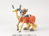 One Piece: Chopper Robo Super No.5 Walk Hopper - Model Kit image