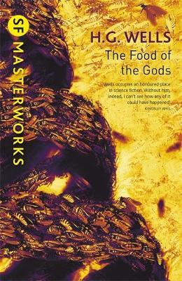 The Food of the Gods by H.G.Wells