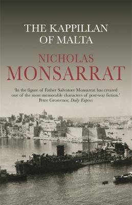 The Kappillan of Malta by Nicholas Monsarrat image