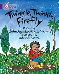 Twinkle, Twinkle, Firefly: Band 08/Purple by John Agard