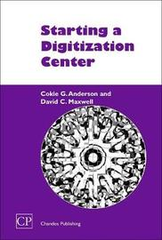 Starting a Digitization Center by Cokie G. Anderson image