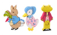 Peter Rabbit - Mini Puzzle Set (9pc)