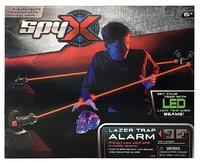 SpyX - Spy Lazer Trap Alarm