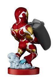 Cable Guy Controller Holder - Ironman for PS4