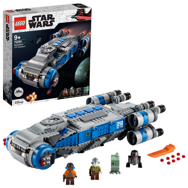 LEGO: Star Wars - Resistance I-TS Transport (75293)