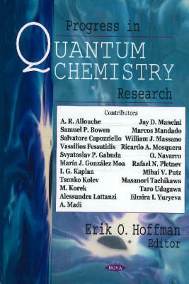 Progress in Quantum Chemistry Research image