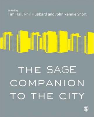 The SAGE Companion to the City image