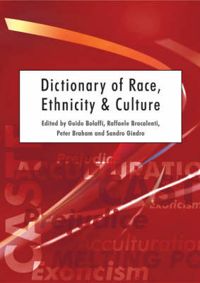 Dictionary of Race, Ethnicity and Culture image