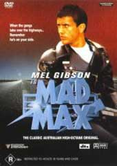 Mad Max on DVD