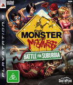 Monster Madness: Battle For Suburbia for PS3
