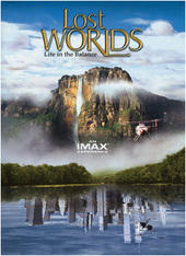 Imax: Lost Worlds on DVD